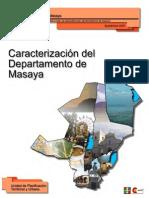 Caracterizacion Del Departamento de Masaya 23 Nov 2009
