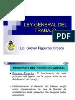 Ley General Del Trabajo 1