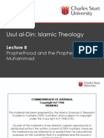 Usul Al Din 201490 Presentation Marking Sheet