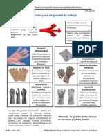 Info 028 SSO La Protección de Las Manos