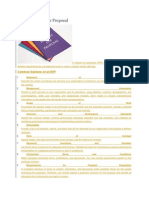RFP or Request for Proposal
