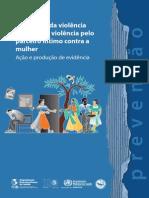 OMS Violência Mulher 1