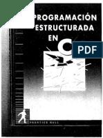 Programacion Estructurada en C - James Antonakos - En Español