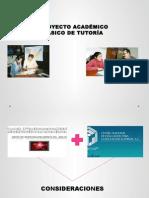 TUTORÍA  Diapositivas