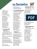 Cedarmont Niños - Villancicos Navideños Letras