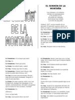El Sermón de La Montaña - Brecht
