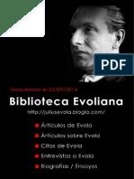 Compilacion Biblioteca Evoliana Para Leer en PC