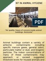Animal Hygiene