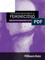 226607335 Los Nuevos Retos Del Feminicidio Analisis de Expedientes Judiciales VERSIONFINAL