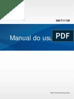 Samsung Tablet SM-T111M Emb BR