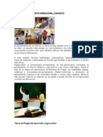 Piaget y El Pensamiento Operacional Concreto