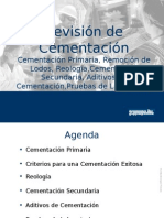 01 - Revisión de La Tecnología de Cementación