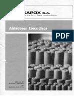 Aisladores Epoxi Micapox