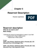 Chapter 5 (Reservoir Description)Lb13wS2a
