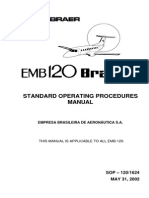 Embraer 1 0-Standard Operating Procedures