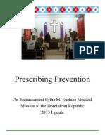 Prescribing Prevention