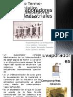 Evaporadores Industriales