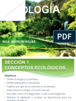 Ecologia Historia y Relaciones
