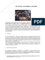 Estudios de Ciencia, Tecnología y Sociedad