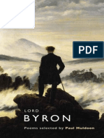 Lord Byron (Selected Poems)