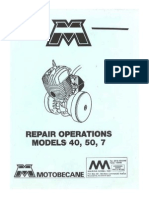 Motobecane Repair Manual