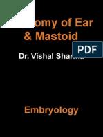 1. Anatomy of Ear & Mastoid