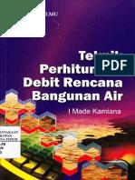Teknik Perhitungan Debit Rencana