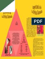 Estructura e importancia de La Divina Comedia