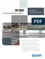 w Dek Construction Manual March 2009