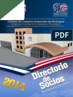 Directorio de Socios 2014