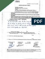 Asignacion de Tarea Del Dia 12-07-2014