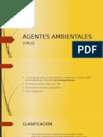 AGENTES AMBIENTALES
