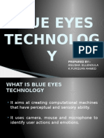 BlueEyes Tech PPT