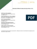 936 - AS AVALIAÇÕES DE PROGRAMAS PÚBLICOS REALIZADAS PELO TCU.pdf