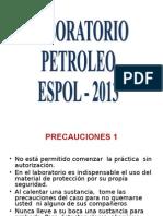 Clases Laboratorio de petroleo