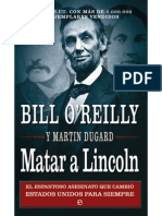 Bill O Reilly - Matar a Lincoln.pdf