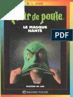 11-Le Masque Hanté