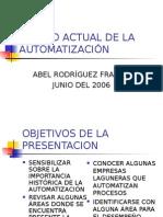 PLC's Estado Actual de La Automatización