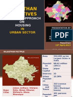 Housing in Urban Sector RAJASTHAN
