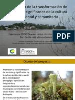 C I Moreno Proceda Clima Perú2