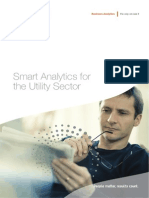 Smart Analytics for Utilities POV
