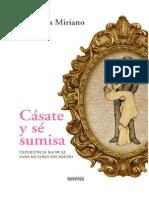 Casate y Se Sumisa - Costanza Miriano