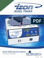 755VES Operators Manual