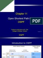 Learning OSPF