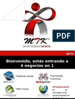 Presentaciones Negocios Mtk Telecom