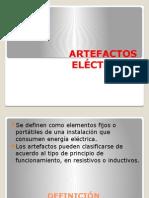 ARTEFACTOS ELÉCTRICOS