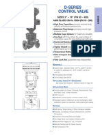 CIRCOR D-Series Technical Brochure