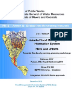 FMIS Annex B - Report - Hydrometeorological Monitoring Network Jakarta - 10022013