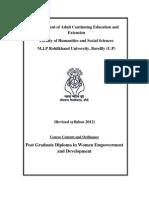 PdfNew-PG Diploma Women Empowe