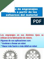 Diseño  Engranajes Rectos (Diseño)